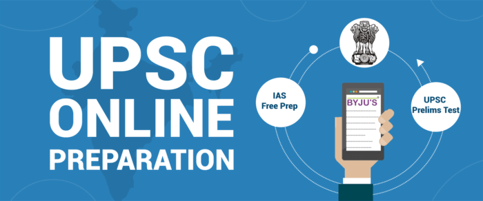 UPSC online - IAS online preparation