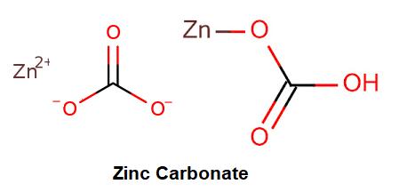 Zinc carbonate