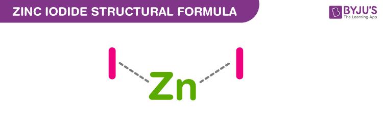 Zinc Iodide Formula
