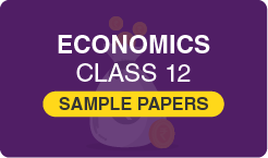 Economics Class 12 Sample Papers