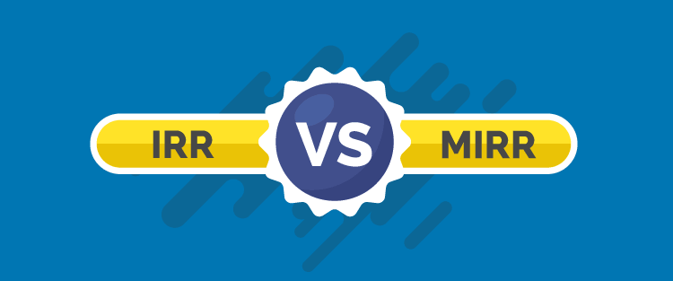 Difference Between IRR and MIRR