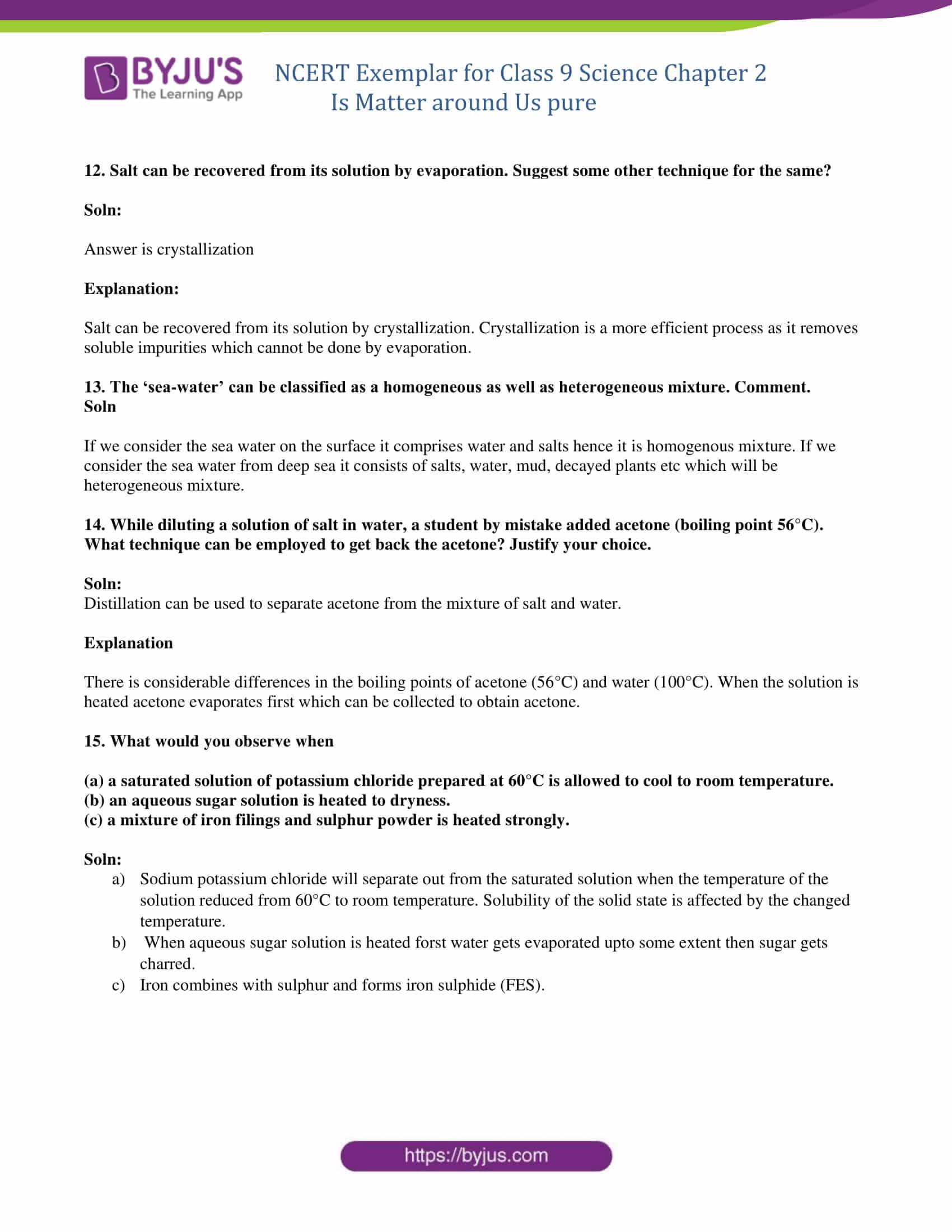 NCERT Exemplar solution class 9 Chapter 2 Part 08