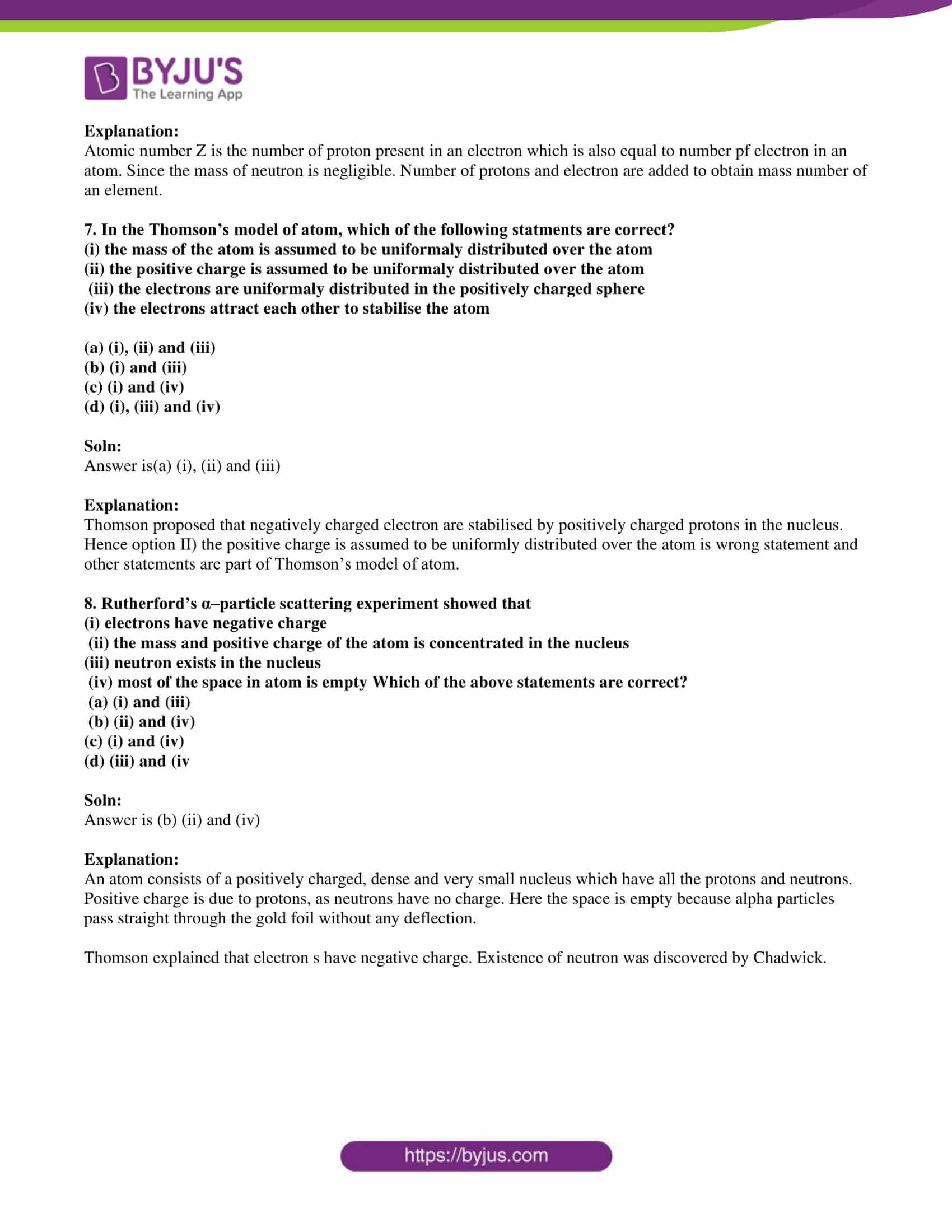NCERT Exemplar solution class 9 Chapter 4 Part 03