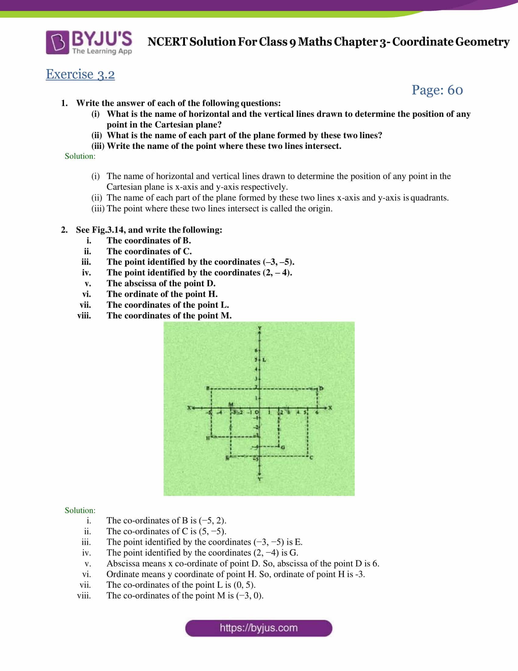 9th class maths solution pdf scert