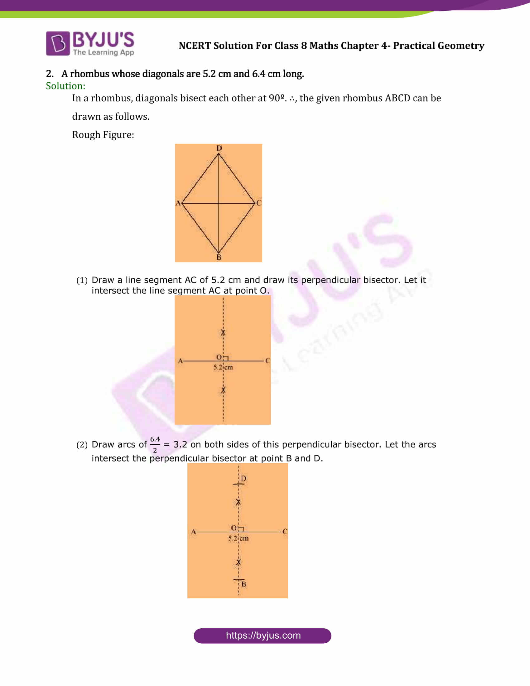 Dissertation on practical geometry