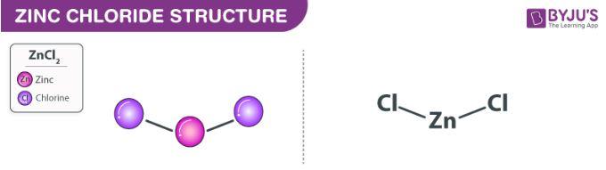 Zinc Chloride Structure