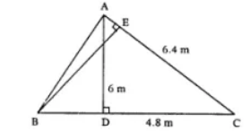 Class 8 Maths Selina Solutions for Chapter 20 Area of Trapezium and Polygon-3