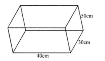 Class 8 Maths Selina Solutions for Chapter 21 Surface Area-1
