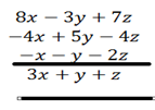 ICSE Class 8 Maths Selina Solutions for Chapter 11-2