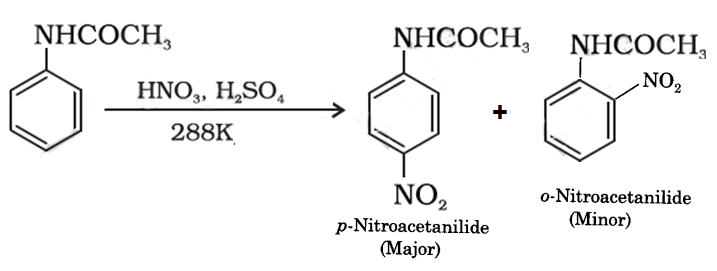 Preparation of p-Nitroacetanilide