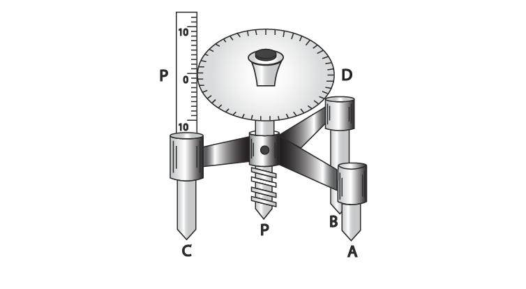 Spherometer