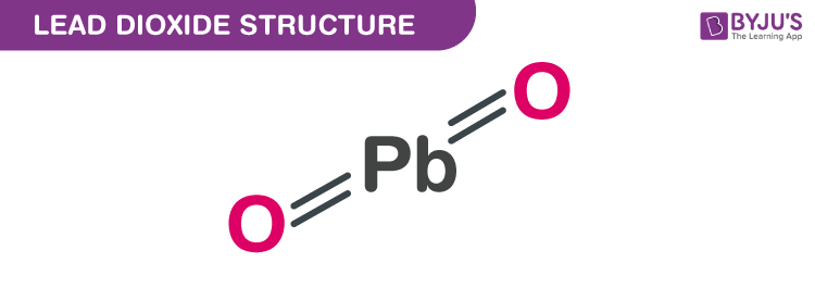 Structure of Lead (IV) oxide