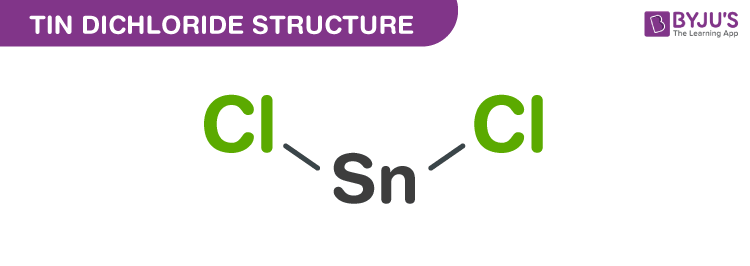 Structure of Tin (II) chloride