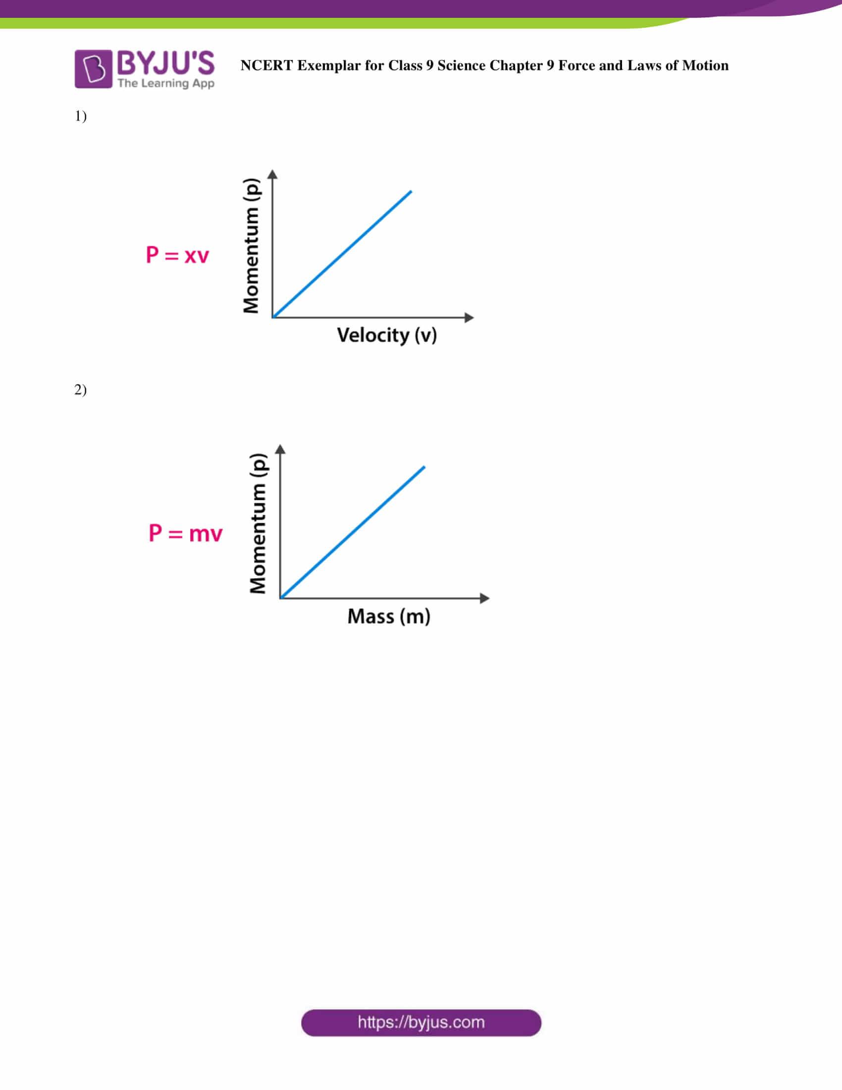 NCERT Exemplar solution class 9 scienceChapter 9 part 8
