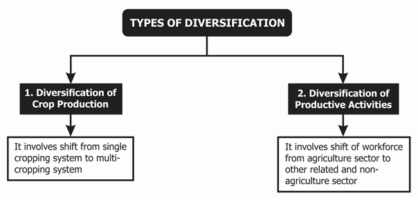 Types of Diversification