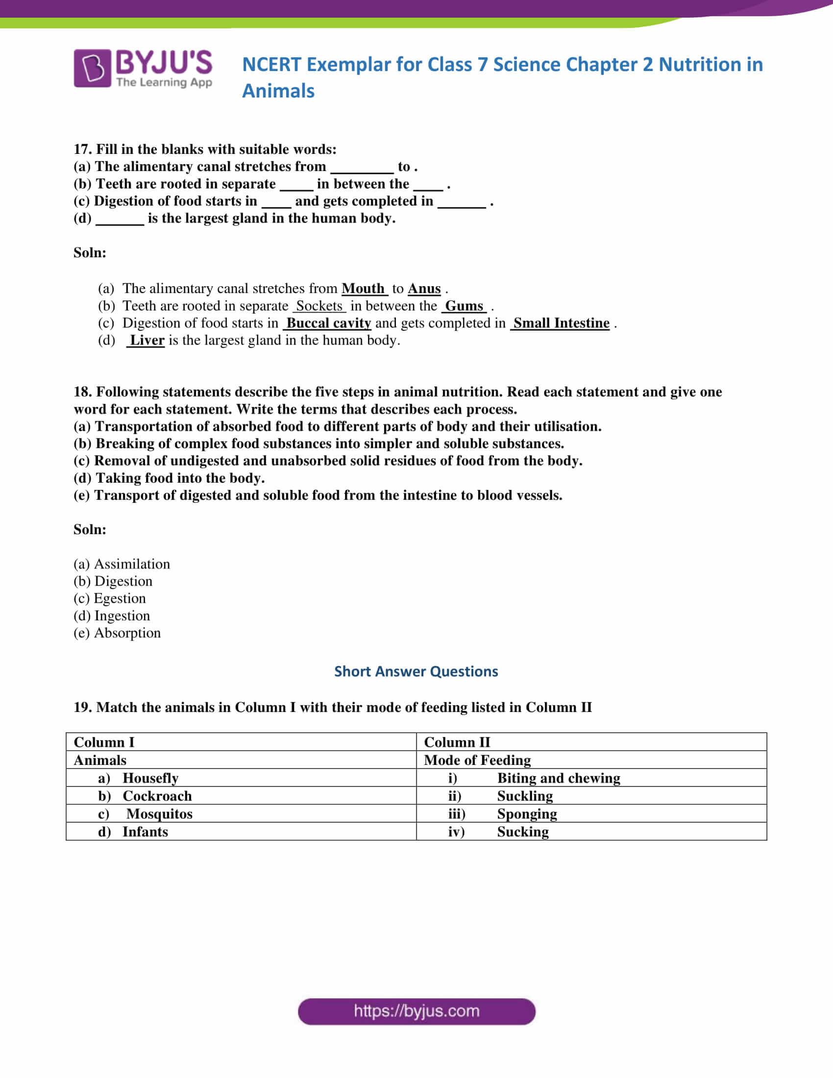 NCERT Exemplar solution class 7 science Chapter 2 07
