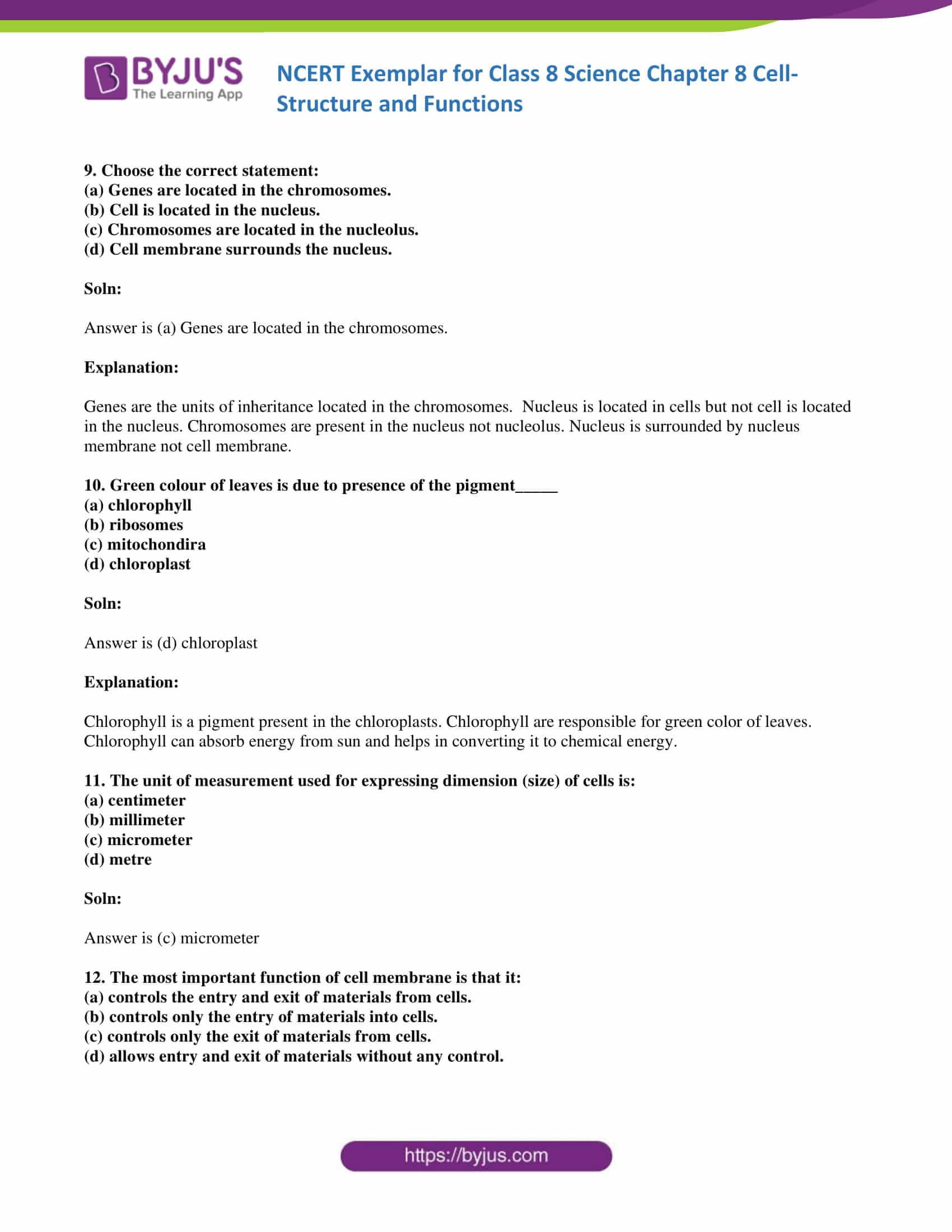 NCERT Exemplar solution class 8 Science Chapter 8 04