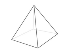 surface area of a square pyramid calculator