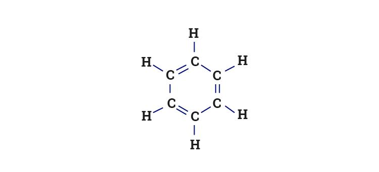 Benzene Molecular Geometry