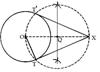 Class 10 maths chapter 11 constructions Ex 11.3-2
