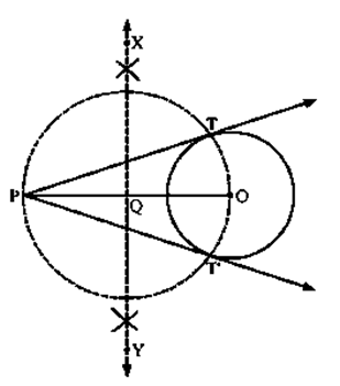 Class 10 maths chapter 11 constructions Ex 11.3-8