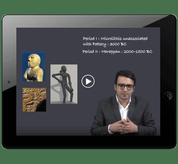 IAS Tablet Learning Program For Online UPSC Preparation