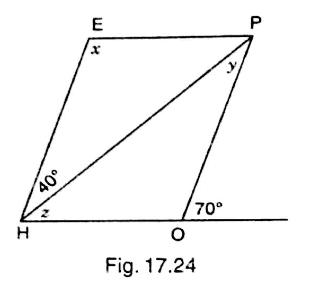 Parallelograms Problem