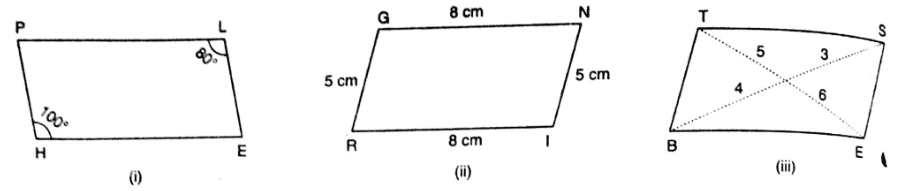 Parallelograms Problems
