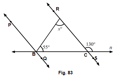 RD Sharma Class 7 Solutions Maths Chapter 14 Lines And Angles