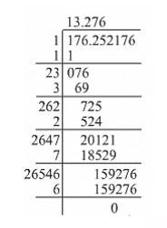 Squares And Square Roots Examples