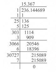 Squares And Square Roots Problem
