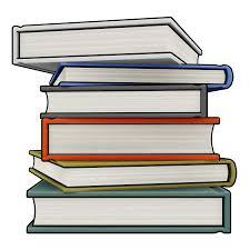 An orderly arrangement of books