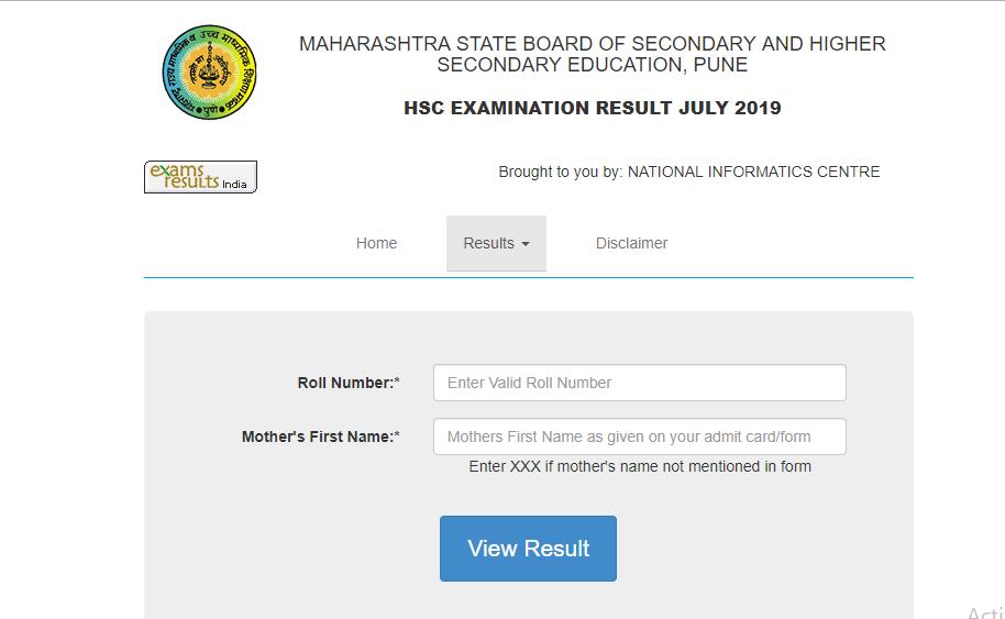 HSC Result login