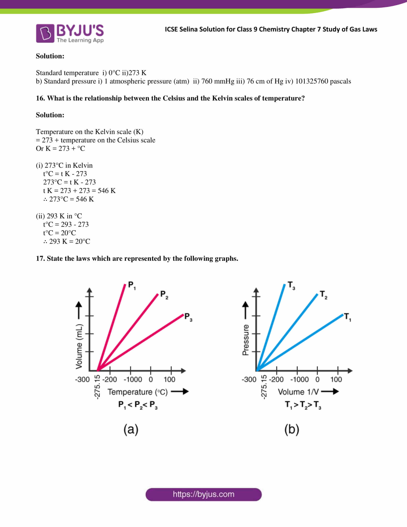 ICSE Selina Solution class 9 Chemistry Chapter 7 Exercise part 09