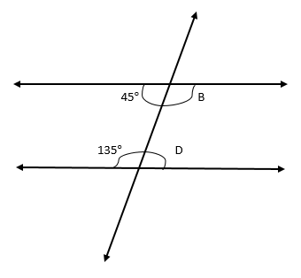 Alternate Interior Angles Example