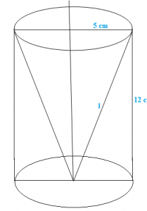 Applications on Surface Area and Volume