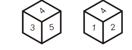 Example of die - Rule 1