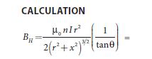 Experiment 3 Calculation