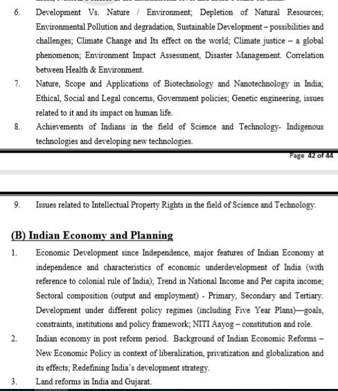General Studies - Paper 3 Mains (2)