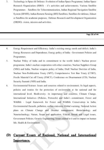 GPSC Syllabus - GS Paper 2 Prelims (3)