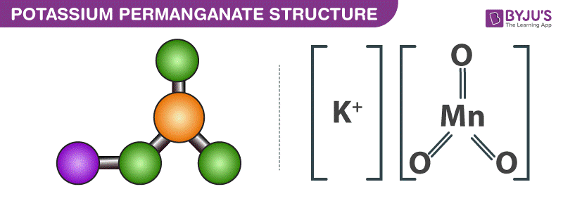 KMnO4 Structure