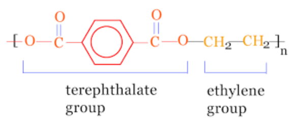 Polyethylene Terephthalate Structure