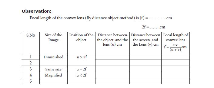 Practical 2 Observation