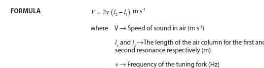 practical 5 formula