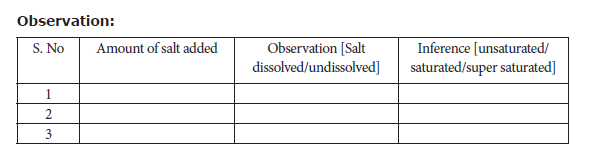 Practical 5 Observation