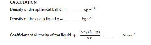 practical 6 calculation