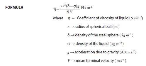 practical 6 formula