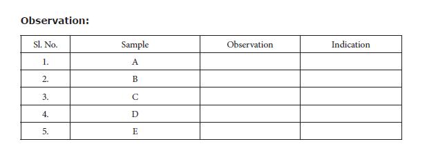 Practical 7 Observation
