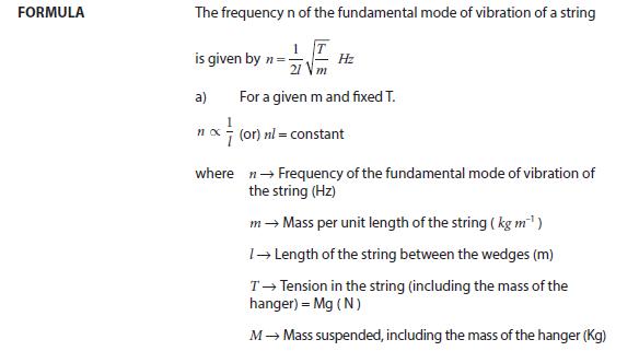practical 9 formula