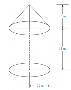 Surface and Volume of a Cylinder